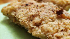 weeknight fried chicken tenderloins, sous vide