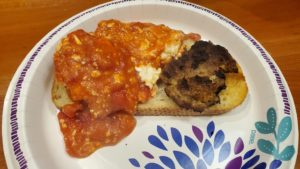 eggs and tomatoes, or american shakshuka (wisconsin, 1962, adapted)