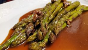 becky's asparagus (tennessee, 1996, adapted)