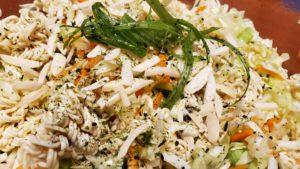 ramen salad (indiana, 2009, adapted)
