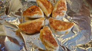 empanadas de queso de crema (adapted from elena's secrets of mexican cooking, 1958)